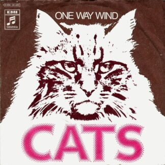 """The Cats - One Way Wind (7"""", Single, Ad3)"""