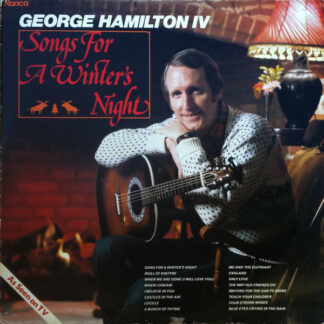 George Hamilton IV - Songs For A Winter's Night (LP)