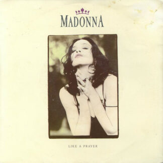 "Madonna - Like A Prayer (7"", Single, Sol)"