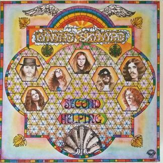 Lynyrd Skynyrd - Second Helping (LP, Album, RE)