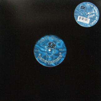 """Liquid Dope - Terra-Humara / Air Beats (12"""")"""