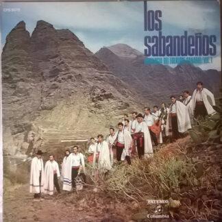 Los Sabandeños - Antología Del Folklore Canario Vol.1 (LP)
