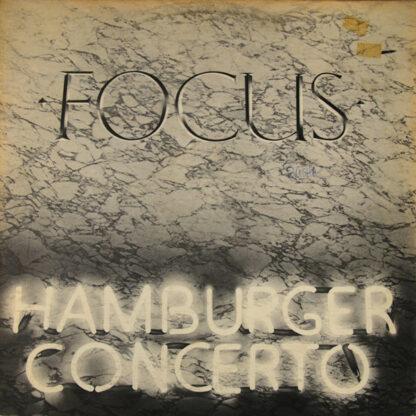Focus (2) - Hamburger Concerto (LP, Album, PRC)