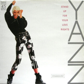 """Yazz - Stand Up For Your Love Rights (12"""", Maxi, Red)"""