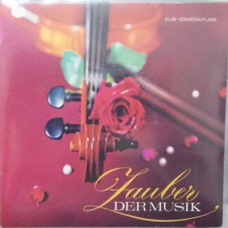 "Various - Zauber Der Musik (7"", Comp, Club, Promo)"