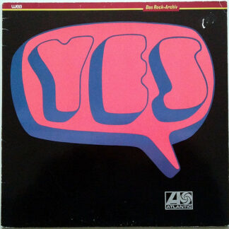 Yes - Yes (LP, Album)