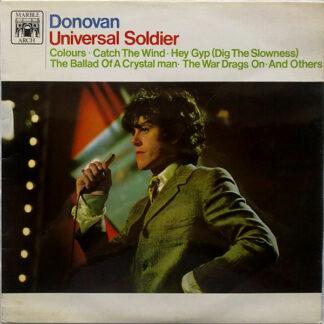 Donovan - Universal Soldier (LP, Comp, Mono)