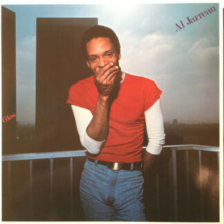 Al Jarreau - Glow (LP, Album)