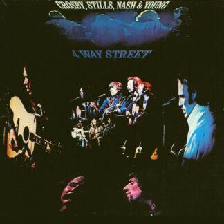 Crosby, Stills, Nash & Young - 4 Way Street (2xLP, Album, RE)