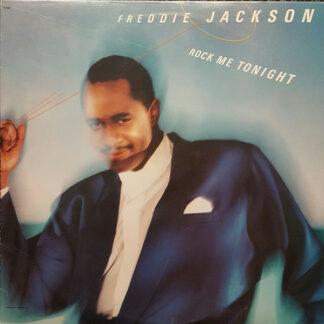 Freddie Jackson - Rock Me Tonight (LP, Album, Jac)