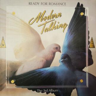 Modern Talking - Ready For Romance - The 3rd Album (LP, Album)