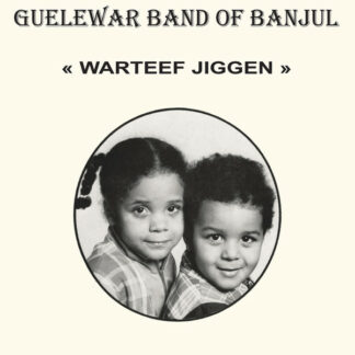 Guelewar Band Of Banjul - Warteef Jigeen (LP, Album, RE)