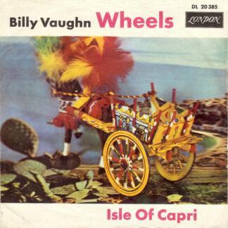 "Billy Vaughn - Wheels (7"", Single)"