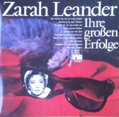 Zarah Leander - Ihre Großen Erfolge (2xLP, Comp)
