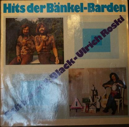 Schobert & Black - Ulrich Roski - Hits Der Bänkel-Barden (LP, Comp, S/Edition)