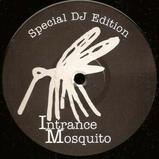 """Intrance - Mosquito (12"""", S/Sided, Promo, Spe)"""