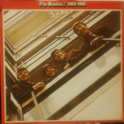 The Beatles - 1962-1966 (2xLP, Comp)