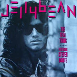 """Jellybean* Featuring Steven Dante - The Real Thing (12"""")"""