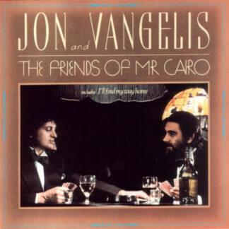 Jon And Vangelis* - The Friends Of Mr Cairo (LP, Album)