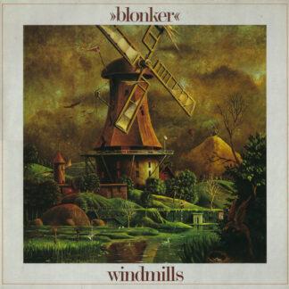 Blonker - Windmills (LP, Album)