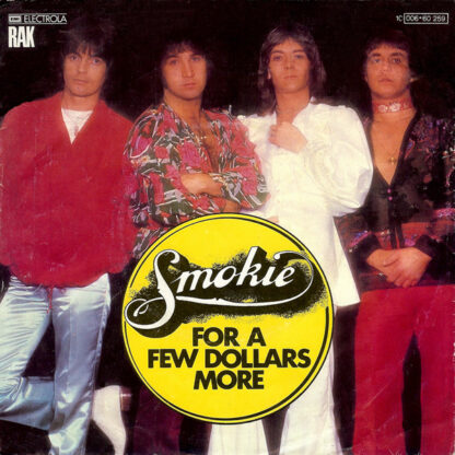 "Smokie - For A Few Dollars More (7"", Single)"