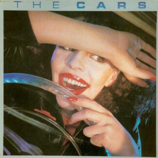 The Cars - The Cars (LP, Album, RP)