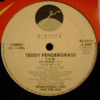 "Teddy Pendergrass - 2 A.M. (12"", Promo)"