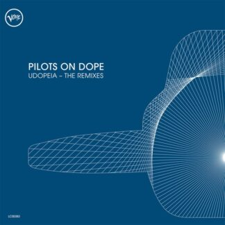 "Pilots On Dope - Udopeia - The Remixes (2x12"", Ltd, Gat)"