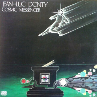 Jean-Luc Ponty - Cosmic Messenger (LP, Album, PR)