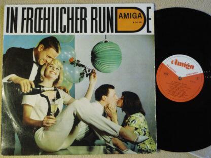 Various - In Fröhlicher Runde (LP, Comp, Mono)