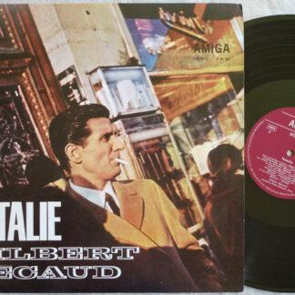 Gilbert Bécaud - Natalie (LP, Comp, RE)