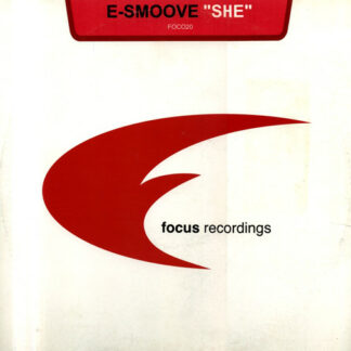 "E-Smoove - She (12"", S/Sided)"