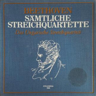 Beethoven*, Das Ungarische Streichquartett* - Sämtliche Streichquartette = Complete String Quartets (10xLP, Ltd + Box)