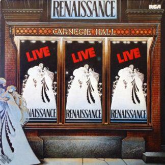 Renaissance (4) - Live At Carnegie Hall (2xLP, Album)
