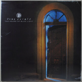 Deep Purple - The House Of Blue Light (LP, Album, RE)