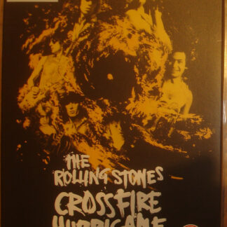 The Rolling Stones - Crossfire Hurricane (DVD, Sli)