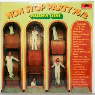 James Last - Non Stop Dancing 1976/2 (LP, Album, Club)