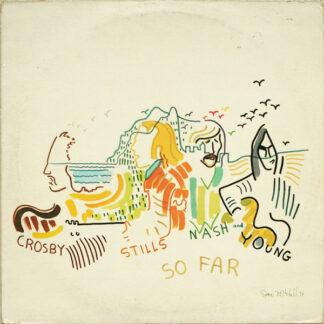Crosby, Stills, Nash & Young - So Far (LP, Comp)
