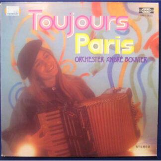 Orchester André Bouvier - Toujours Paris (LP, Album)