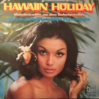 Kaino Koiotito's Hilo Hawaiians - Hawaiin Holiday (LP, Album, Mono)