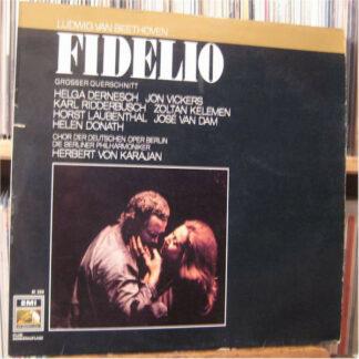 Ludwig van Beethoven - Fidelio - Grosser Querschnitt (LP, Comp, Club)