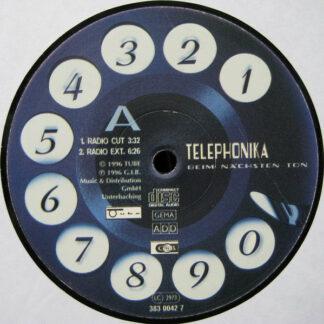 """Telephonika - Beim Nächsten Ton (12"""")"""